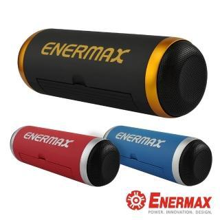 【ENERMAX 保銳】安耐美 EAS01 無線藍牙喇叭(NFC/藍牙連線+TF卡插槽)
