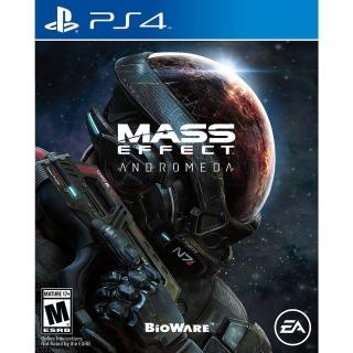 【SONY 索尼】PS4 質量效應:仙女座 英文美版(Mass Effect:Andromeda)