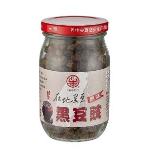 【民生】民生在地黑豆原味黑豆豉240g(黑豆豉)