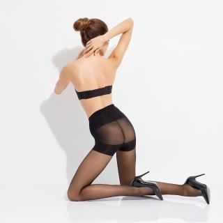 【佩登斯】15D修腹翹臀絲襪/褲襪 - 微雕型