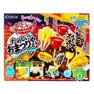 【kracie 知育果子】創意DIY-祭典小吃小達人24g