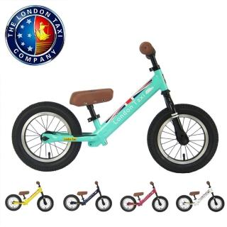 【London】專業充氣胎幼兒平衡滑步車-五色可選