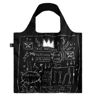 【LOQI】博物館系列 - 巴斯奇亞-皇冠 JBCR(購物袋.環保袋.收納.春捲包)
