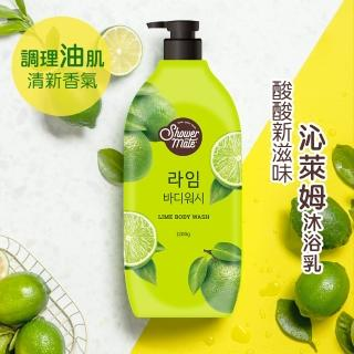 【ShowerMate】微風如沐 果香沐浴乳-沁萊姆1200g