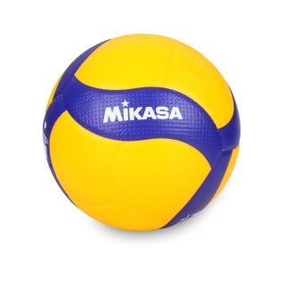 【MIKASA】超纖皮製比賽級排球 #5-5號球 FIVB指定球(V200W)