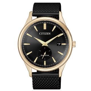 【CITIZEN 星辰】沉著質感光動能時尚腕錶(BV1116-80E)