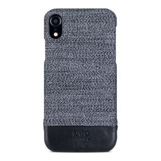 【alto 奧沰】iPhone XR 6.1吋皮革保護殼 Denim – 狼灰(iPhone 保護殼)