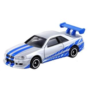 【TOMICA】Dream TOMICA  玩命關頭skyline GT-R(小汽車)
