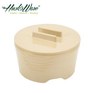 【Husk's ware】稻殼天然無毒環保附蓋保鮮泡麵碗
