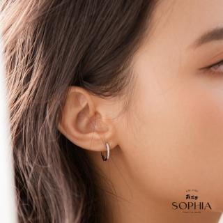 【蘇菲亞珠寶】圍繞鑽石耳環