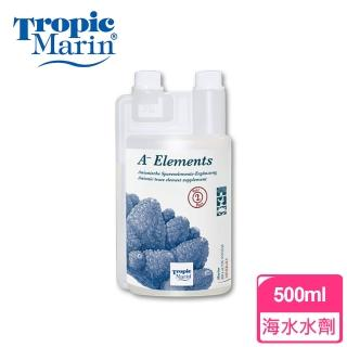 【Tropic Marin】A-陰子微量元素-500ml(適合軟體、皮革類珊瑚、硬骨LPS、SPS和大型蛤、甲殼類動物)