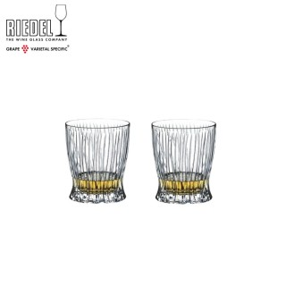 【Riedel】TUMBLER COLLECTION(Whisky威士忌對杯-Fire)