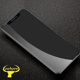 【COWHORN】Samsung Galaxy A90(2.5D曲面滿版 9H防爆鋼化玻璃保護貼)