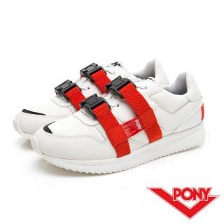 【PONY】TRIBECA系列個性風格潮流運動慢跑鞋 運動鞋 球鞋 男鞋 女鞋 白色