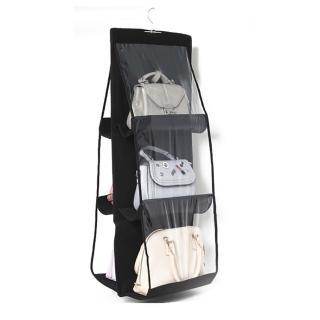 【HENDOZ】雙面六層包包收納掛帶(共三色)