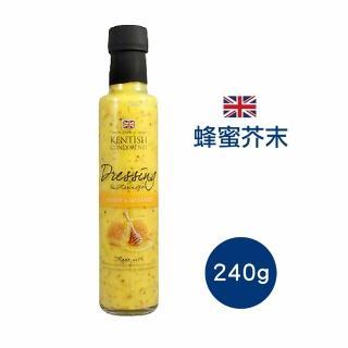 【KENT 肯特】Kent Condiment 肯特英國沙拉醬_蜂蜜芥末 240g