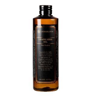 【Bath & Bloom】葡萄籽基底油(250ml)