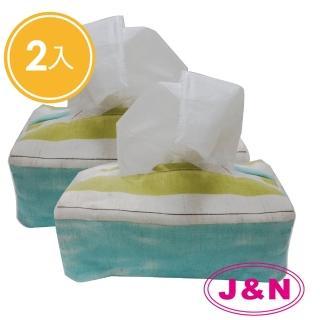 【J&N】沐樂面紙套(任選 2 入)