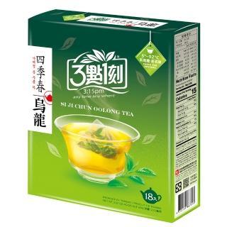 【3點1刻】四季春烏龍茶 18入/盒