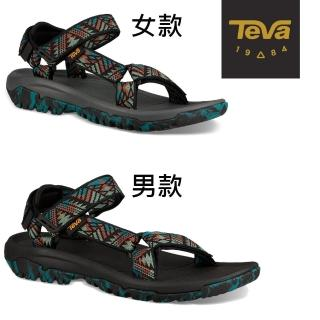 【TEVA】Hurricane XLT2 機能運動涼鞋/雨鞋/水鞋(GC100美國大峽谷款 湖水藍-男女款)