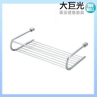 【大巨光】銅鍍鉻衛生紙架(P-825)
