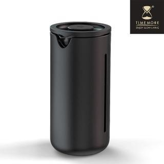 【Timemore】泰摩小U法壓咖啡壺(黑色、白色)