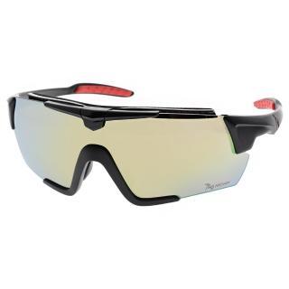 【720 armour】PRO高視能運動風鏡款(黑-綠藍水銀#720B369G 1)