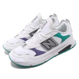 【NEW BALANCE】慢跑鞋 MSXRCHLCD 運動 男女鞋 紐巴倫 輕量 透氣 舒適 避震 情侶款 白 綠(MSXRCHLCD)