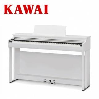【KAWAI 河合】CN29 88鍵數位電鋼琴 典雅白色款(原廠公司貨 商品原廠保固一年)