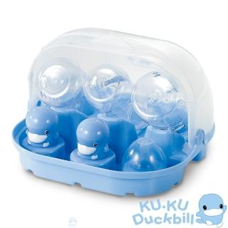 【KU.KU. 酷咕鴨】微波蒸氣奶瓶消毒盒