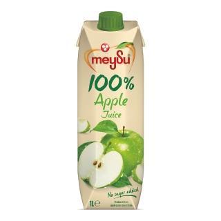 【meysu】美愫100%蘋果汁1000ML(吳鳳推薦)