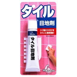 【Soft99】陶瓷製品修補劑(瓷磚接縫處裂痕修補)