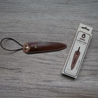 【GORILLA 紳士質人手工具】不沾膠剪刀專用皮套(此商品不含文具剪刀)