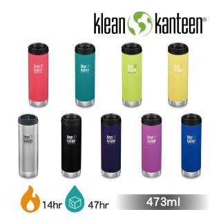 【美國Klean Kanteen】TKWide寬口不鏽鋼保溫瓶-473ml