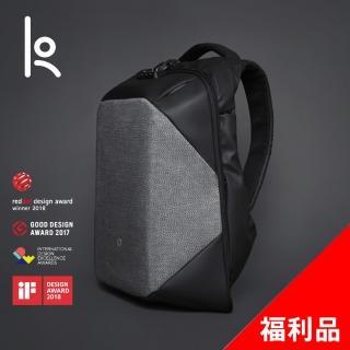 【Korin Design】ClickPack Pro 終極防盜防割後背包-全配-代理商公司貨(福利品)