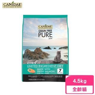 【CANIDAE】無穀鮮鮭魚貓糧 10lbs/4.5kg
