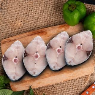 【優鮮配買1送1】嚴選優質無肚洞土魠魚15片(加贈15片共30片)