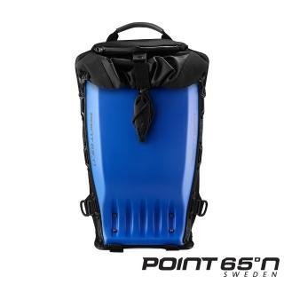 【POINT 65°N】BOBLBEE GT 20L 馳聘無界硬殼包(寶藍)