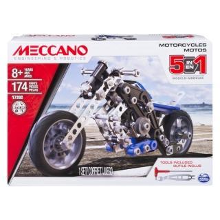 【MECCANO】5合1摩托車組(機車)