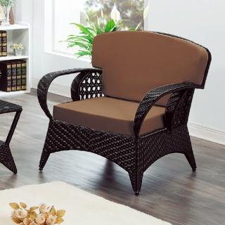 【AS】高登單人藤椅-86x84x90cm