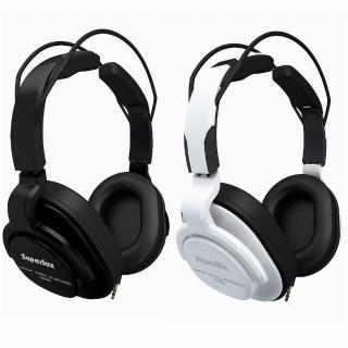 【Superlux】專業監聽級耳機(HD661)
