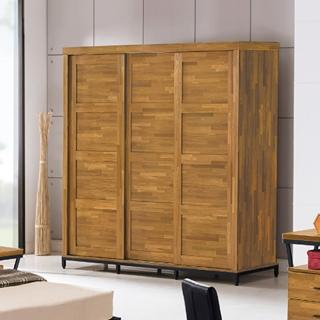 【AS】安德莉7×7尺衣櫥-211x63x216cm
