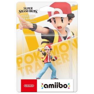 【Nintendo 任天堂】amiibo公仔 訓練師(明星大亂鬥系列)