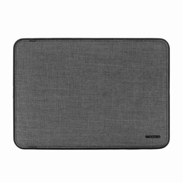 【Incase】ICON Woolenex 15吋 MacBook Pro-Thunderbolt 3 USB-C 筆電保護套(麻灰)