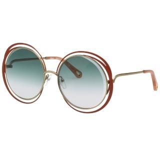 【Chloe' 蔻依】最新款 太陽眼鏡 CE155S(紅色)