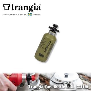 【Trangia】瑞典 Fuel Bottle 0.3L 燃料瓶 燃料罐(橄欖綠)