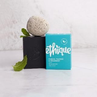 【紐西蘭ethique】光滑溜溜 - 浮石&茶樹沐浴皂(沐浴)