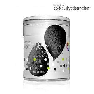【beautyblender】精緻迷你美妝蛋-專業鑽黑(原廠公司貨)