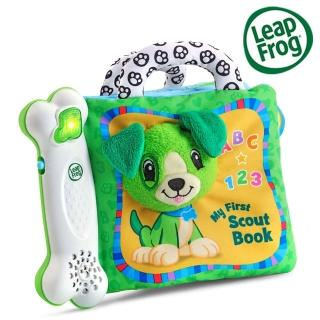 【LeapFrog】有聲學習布書-Scout