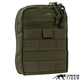 【Tasmanian Tiger】Tac Pouch TREMA 軍用醫療配件包 橄欖綠(TT7539-331)